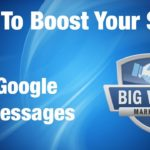 How To Boost Your SEO with Google Messages