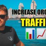 How To Increase Organic Traffic | The Spider Web Method