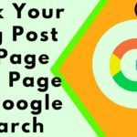 How to get a website or blog post to appear the first page in a google search for free guaranteed