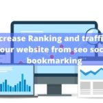 Increase Ranking and traffic of your website from seo social bookmarking