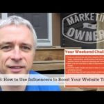 Using Influencers to Boost Your Website Traffic #135