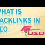 What is Backlinks in SEO - Urdu Hindi - SEO Training By Urdu School Online