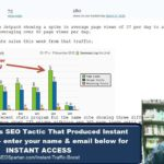 advanced seo strategy   instant traffic boost