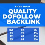 (3 Free Sites) How to Create Free High-Quality Dofollow Backlinks for your Website?