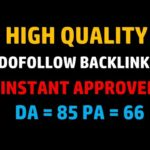 Create High Quality Dofollow BackLinks 2020 For Lyrics Website Instant Approvel | Backlinks 2020