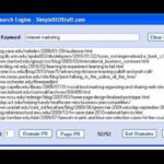 Free Blog Search Tool For .Edu Backlinks