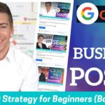 Google My Business Posts | Local SEO Strategy for Beginners (Boost Sales) 2020