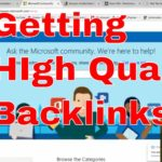 High Quality Backlinks 2019