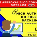 High-Quality Do-Follow Backlinks From High Authority Website Instant Approval (Hindi)
