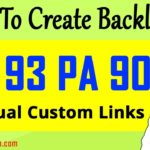 How To Create Backlinks In Hindi Get High Quality DA PA Links In 2020
