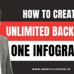 How To Get Free Unlimited Backlinks by Creating One Infographic - Dofollow Backlinks - Tips & Tricks