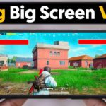 How To Increase Pubg Screen Size and Play 60FPS Without Lag