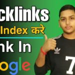 How To Index Backlinks Quickly In Google And Rank Your Blog Website Fast | Blogging Guide By Niraj