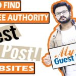How to Get High Authority Guest Post Dofollow Backlinks Free