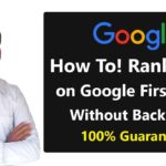 How to Rank Website Without Backlinks in 2019