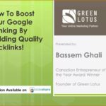 How to Rank on Google's 1st Page With Quality Backlinks!