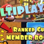 Mario Kart Tour |Ranked Cup - Member Boost + Goldpass Push |MULTIPLAYER with viewers