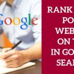 My Post is on Google Rank 1 | See How | SEO and Blogging Tips by Okey Ravi