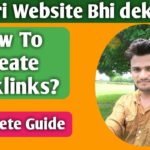 My Website Live Proof  | How To Create Backlinks 2020