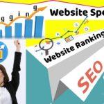 SEO Ranking Factors - How to Improve Website Ranking in Google | Website Speed Test