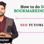 Social bookmarking in seo | How to create backlinks | white hat Seo tricks | top gurus