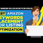 Strategic Keyword Placement Tips to Boost Your Amazon Ranking -  Seller Secrets Revealed