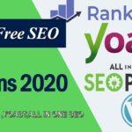 Top 3  Best Free SEO WordPress Plugins 2020 | Yoast | All in One SEO | Math Rank SEO