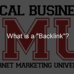 What is a Backlink in Local SEO? | LBIMU