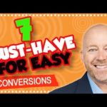 7 Simple Must-Haves To Boost Website Conversion [Works Quickly]