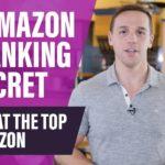 Amazon Ranking STRATEGY (Beat Big Brands)