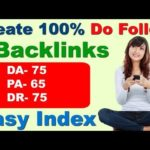CREATE HIGH QUALITY DO FOLLOW BACKLINKS FROM MYVIDSTER WEBSITE | BACKLINK FROM HIGH AUTHORITY DOMAIN