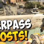 CS:GO - Creative Boost Spots on Overpass