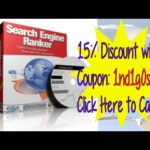 GSA Search Engine Ranker - 15% Discount!