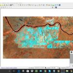 Google Earth Engine Download Satellite Bands and Stack in Qgis. PART 1