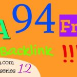 High Authority(94) Free Backlink Guide