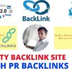 High Quality backlink and compiitor analysis