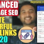 How to CREATE BACKLINKS (Powerful) in 2020 - Learn Advanced OFF-PAGE SEO (Step By Step)