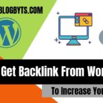 How to get a backlink from WordPress