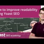 How to improve your readability using Yoast SEO | SEO for beginners