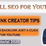 Increase ranking on YouTube channel##Backlink create for youtube##SEO tutorial 2020