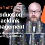 Lesson 1. Introduction to Backlink Management