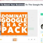 Local SEO To Boost Your Business To The Google Map Pack On SEOClerks