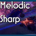 Melodic (Rank 3 NA) vs Sharp | Rocket League 1v1