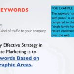 Realtor Tech Tip: How to Improve Your Website Ranking, Part II - Long Tail Keywords