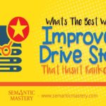 What's The Best Way To Improve A Drive Stack That Hasn't Ranked Yet?
