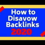 ⛔️how to disavow backlinks - How To Remove Spam Score From Website