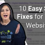 10 Easy SEO Fixes To Help Increase Your Website Traffic