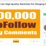 Buy 400,000 Gsa Ser High Quality Backlinks For Ranging Google 1st Page on SEOCle