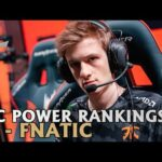 2020 #LEC Preseason Power Rankings | #2 - Will Losing Broxah Improve Fnatic?
