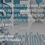 Backlink Baron - Quality SEO Backlink Building Services Provider at Sydney